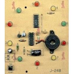 KIT-J248 MINI RULETKA