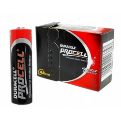 BATERIA LR6 PROCELL DURACELL