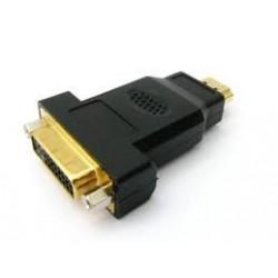 REDUKCJA HDMI/DVI-żeński