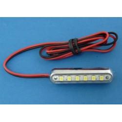 ŻAR/LED SMK-6SMD-Y 12V 639LPS
