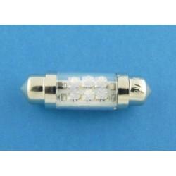 ŻAR/LED FT10x36mm UV 638DAD