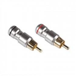 WTYK RCA METAL HD-287 Fi-KABLA 6mm