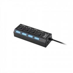 ROZGAŁĘŻNIK USB 4 PORTOWY