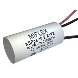 KSPpz-10-2 X1Y1 100nF+2x2.7nF 3p MIFLEX