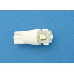 ŻAR/LED LED W5W T10 6-SMD 5630 SOCZEWKA