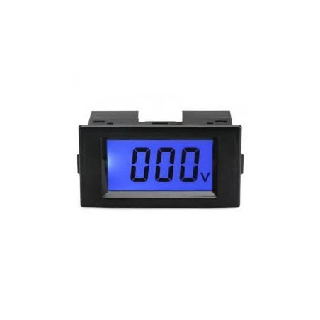 AMPEROMIERZ PANELOWY 20ADC LCD BLUE