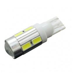 ŻAR/LED W5W T10 6SMD 5630 POWER