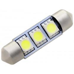 ŻAR/LED LED C5W 3SMD5050 36mm
