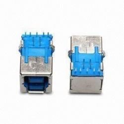 GNIAZDO USB-3 B 7pin